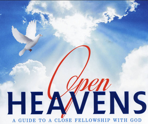 OPEN HEAVENS | JUDGE BY THE COMPANY YOU KEEP – Wednesday February 21st 2018